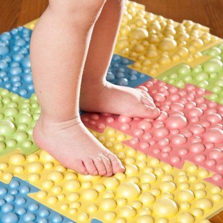 Лечебная физкультура (ЛФК) при плоскостопии у детей