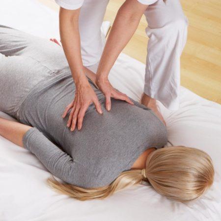 Холистический массаж