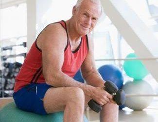 Лечебная физкультура (ЛФК) для пожилых людей 60+ лет со скидкой 20%