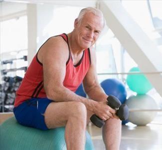 Лечебная физкультура (ЛФК) для пожилых людей 60+ лет со скидкой 30%
