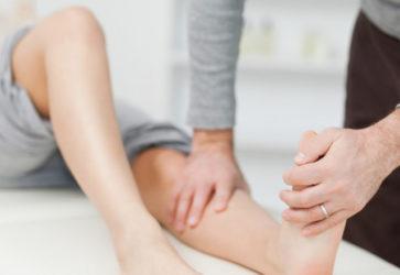 Восстановление ног после инсульта