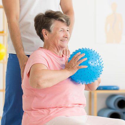 Восстановление правой стороны тела после инсульта