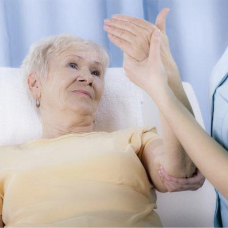 Реабилитационный массаж после инсульта
