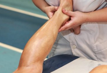 Реабилитационный массаж