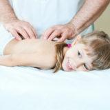 Лечебный массаж при ДЦП