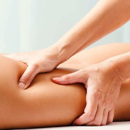 Лимфодренажный массаж для похудения