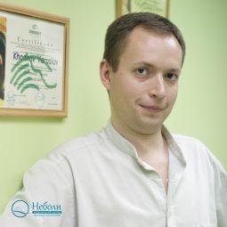Новый специалист в нашей команде! Ярослав Ходков