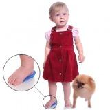 Детские индивидуальные ортопедические стельки