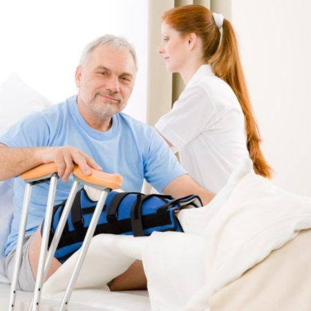 Реабилитация после эндопротезирования суставов